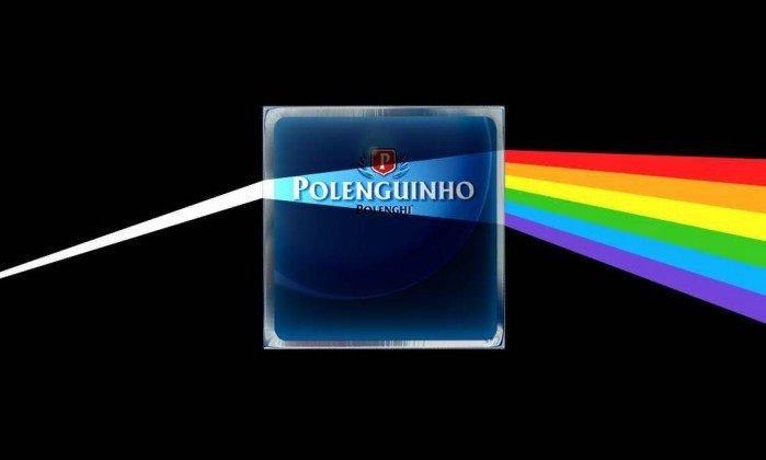 Internautas confundem propaganda com referência ao Pink Floyd com bandeira LGBT